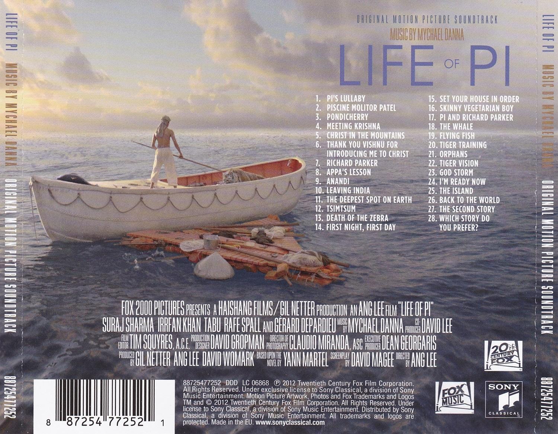 Life of pi for Life of pi piscine molitor